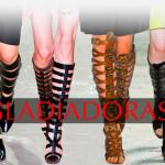 Trend to watch: Gladiadoras!
