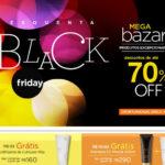 Esquenta black Friday até 70% off Beleza na web