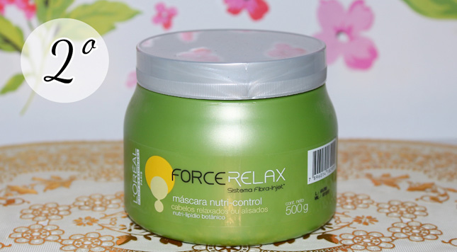force relax loreal