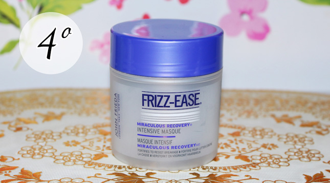 Miraculous Frizz ease John Frieda