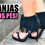 Trend To Watch: Franjas nos pés!
