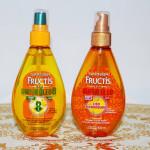 Resenha: Super óleo Fructis/ liso marroquino e 8 ações