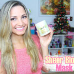 Resenha: Sheer Blonde Mascara/ blonde hair repair