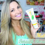 Resenha: Matrix Lisstherapie deep smoothing conditioner