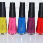 Swatches: Esmaltes entre nessa onda Color Trend @avonbr