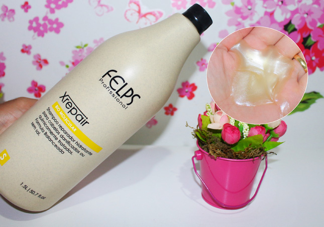 Resenha: linha X repair Felps/ inspirada na Absolut Repair