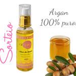 Resultado do sorteio óleo de argan Argana do Brasil
