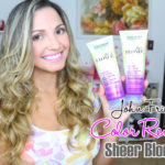 Resenha: Colour Renew Sheer Blonde John Frieda