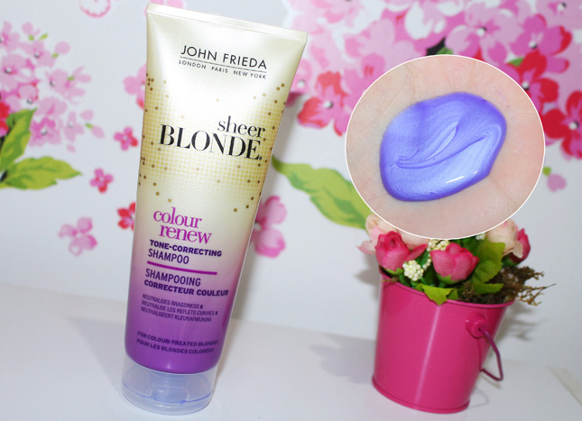 Resenha: Color Renew Sheer Blond John Frieda