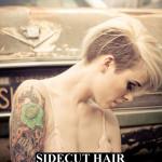 Trend Alert: Sidecut Hair!