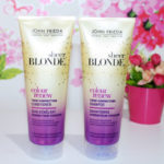 Vídeo resenha: Colour Renew Sheer Blonde John Frieda