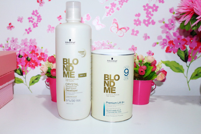 Descolorante Blond Me Premium Lift 9+
