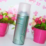 Resenha: shampoo a seco sem resíduos Cless