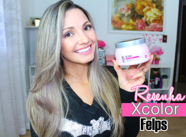 Resenha: Xcolor Felps ( vitamino color inspired)