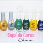 Coleção Copa das Cores Colorama