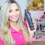 Resenha: Brilliant Gloss spray Keune