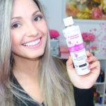 Resenha: shampoo anti-resíduos Charis pré e pós química
