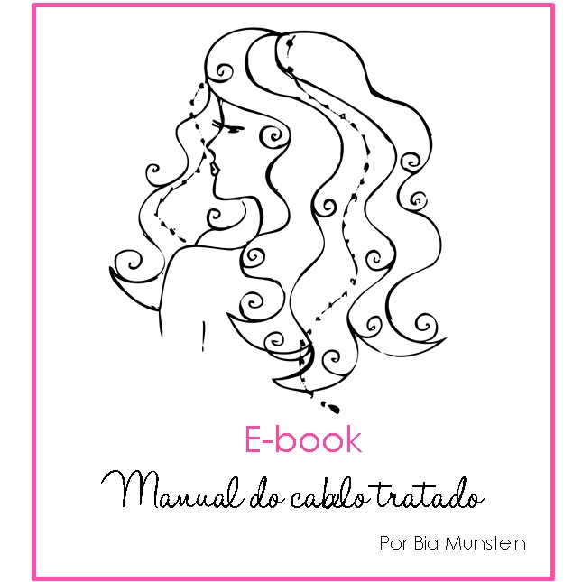 e-book manual do cabelo tratado