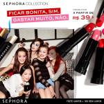Novos preços Sephora Collection