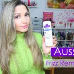 Primeiras impressões: Aussie 3 minutes miracle Frizz Remedy