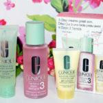 Resenha: sistema de 3 passos Clinique pele mista
