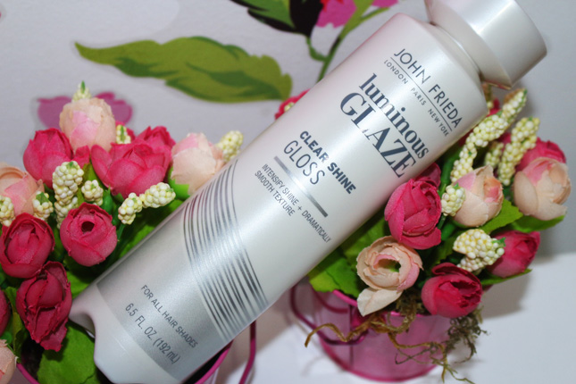 Resenha: Clear Shine Gloss Luminous Glaze John Frieda