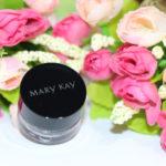 Resenha: delineador em gel Mary Kay preto