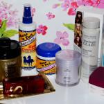 Resultado do sorteio desapegos do blog/10 produtos de cabelo