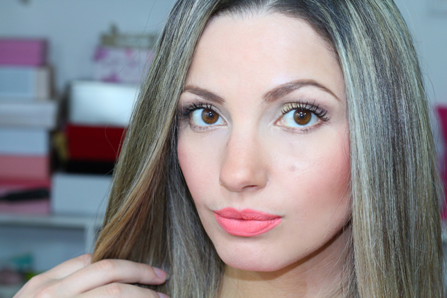 Resenha: Aqua Lip Makeup For ever/ batom lápis