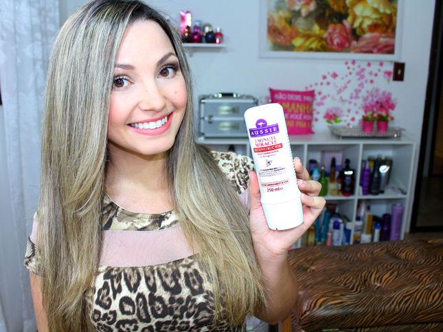 Resenha: Aussie 3 minutes Miracle Reconstructor