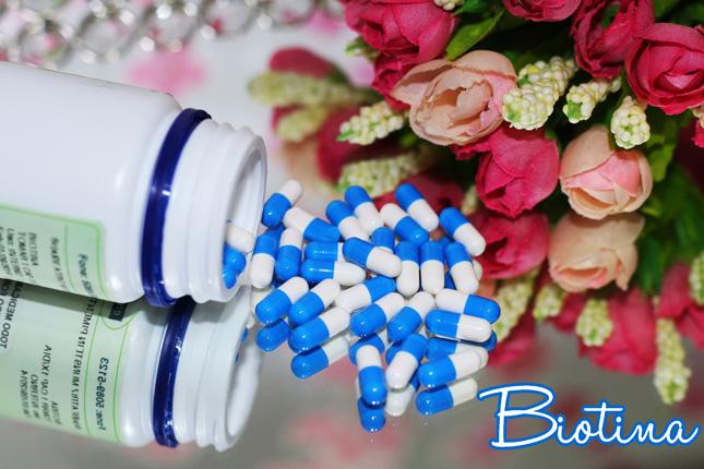 Biotina: seus efeitos no cabelo