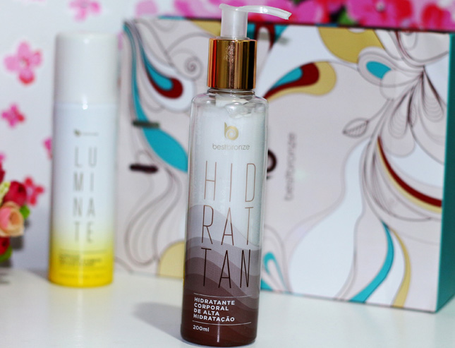Resenha: Luminate + Hidrattan Best Bronze