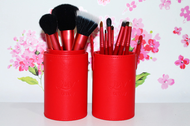 Resenha: Kit 12 pinceis Luv Beauty