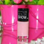 Nude Color Show Maybelline no esmalte da semana