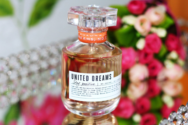 Perfume Beneton United Dreams/ Stay Positive