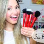 Resenha: Kit 12 pinceis de maquiagem Luv Beauty