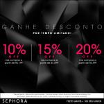 Promo: Até 20% off na Sephora
