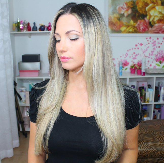 Resenha: Perfect Smooth blow dry balm Senscience