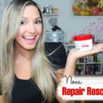 Resenha: Nova Repair Rescue Deep Nourishing treatment (cabelos grossos)
