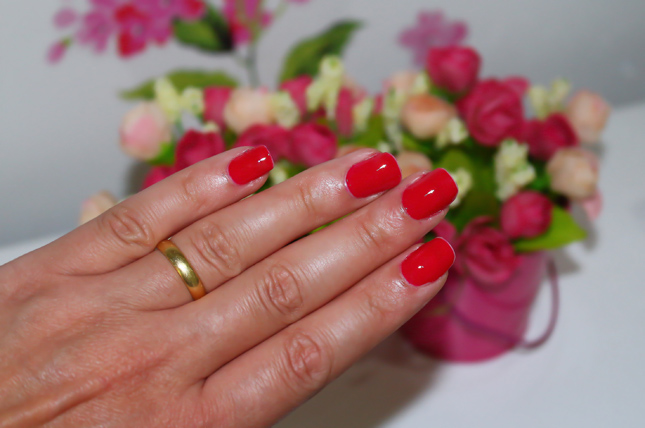 Frisson 3 free Sensitive Top Beauty no esmalte da semana