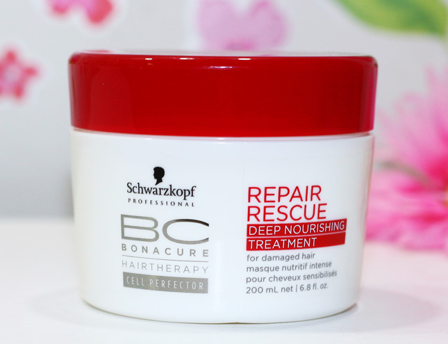 Resenha: Nova Repair Rescue Deep Nourishing treatment
