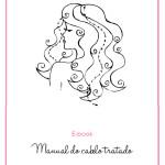 Promoção de natal: Ebook Manual do cabelo tratado por 9,90