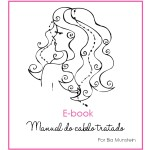 Resultado do sorteio: e-book manual do cabelo tratado