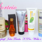 Resultado do sorteio:  Oil Miracle,Matrix, K.Pro e John Frieda