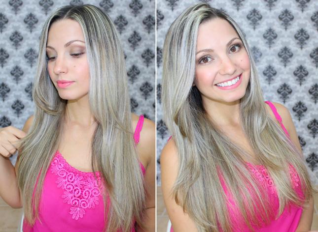 Resenha: linha Andirah Full Iluminated / cabelos opacos e quebradiços