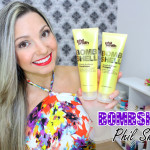 Resenha: Bomb Shell Blonde Radiance Phil Smith/ sh e condicionador