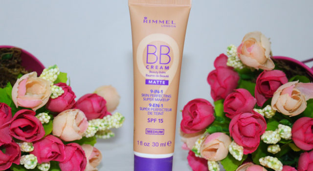 Resenha: BB Cream Matte 9 em 1 Rimmel