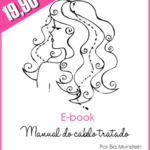 Promo: E-book Manual do cabelo tratado por 19,90