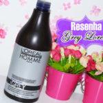 Resenha: Grey Loreal / shampoo matizador de loiros