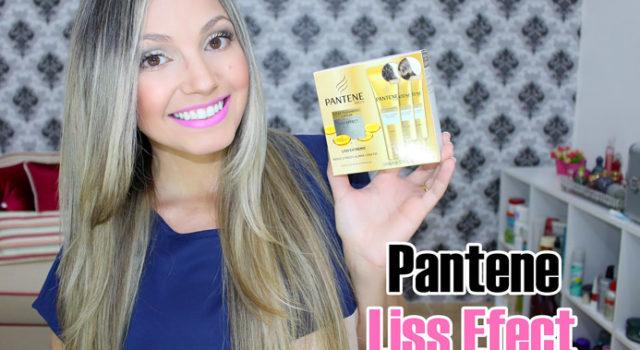 Resenha: Pantene Liss Efect liso extremo